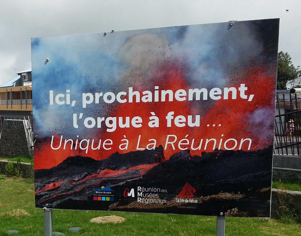 La Réunion.